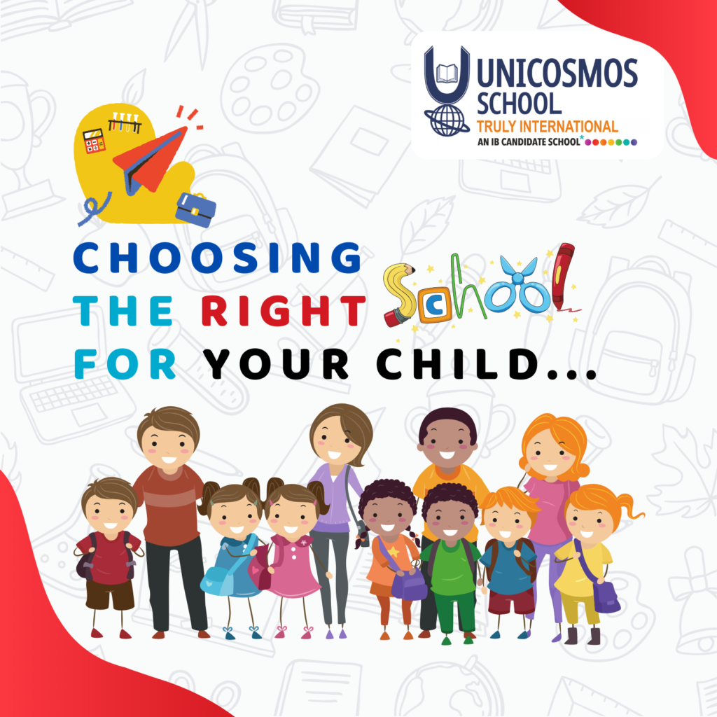 Post Pandemic – Choosing the Right School For Your Child